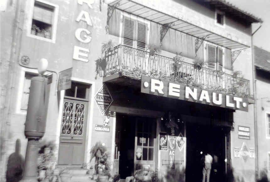 Le champ de mars m moire de tournus - Garage renault argenteuil rue henri barbusse ...